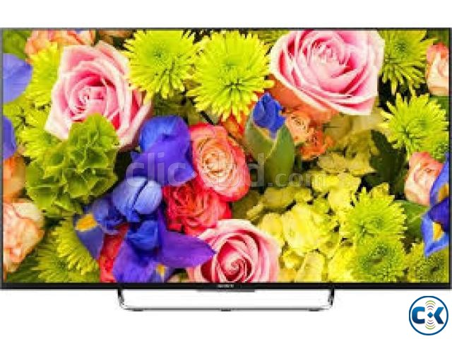 50 W800C Sony Bravia LED Full HD Android WiFi 3D Television | ClickBD large image 0