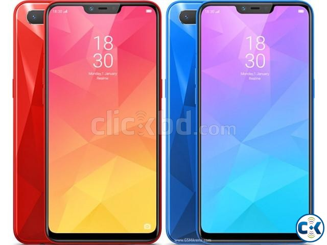 Brand New Realme C1 16GB Sealed Pack 3 Yr Warranty | ClickBD large image 0