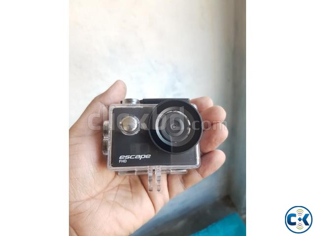 Kitvision Escape FHD Waterproof Action Camera | ClickBD large image 0