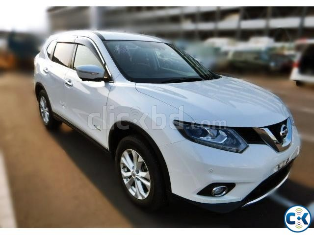 NISSAN Xtrail hybrid 360 camera Pearl 2015 Model | ClickBD large image 0