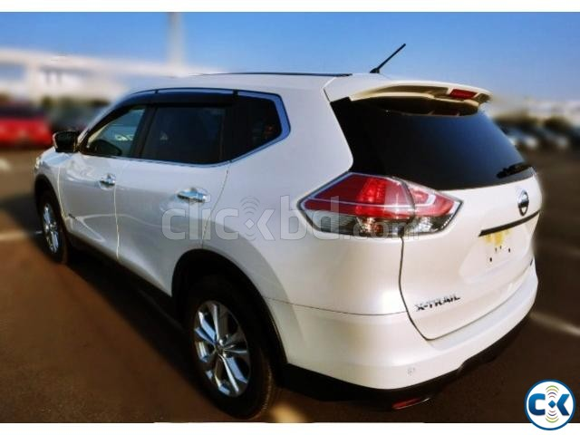 NISSAN Xtrail hybrid 360 camera Pearl 2015 Model | ClickBD large image 2