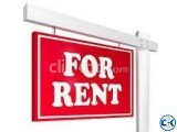 1935sft Open 2065sft decorated Commercial space for rent