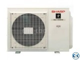 Sharp Brand 2.0 Ton Split AC AH-A24SEV