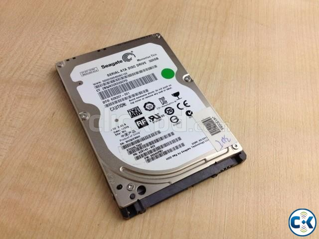 Seagate Momentus Thin 320GB 7200RPM | ClickBD large image 0