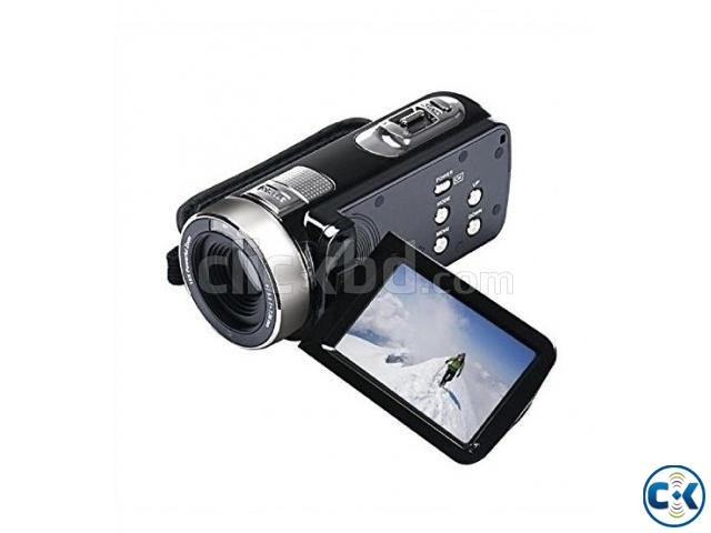 X301 3inch LCD Full HD 1080P 24MP Digital Video Camcorder | ClickBD large image 0