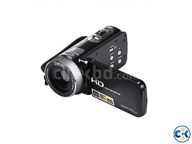 X301 3inch LCD Full HD 1080P 24MP Digital Video Camcorder | ClickBD large image 1