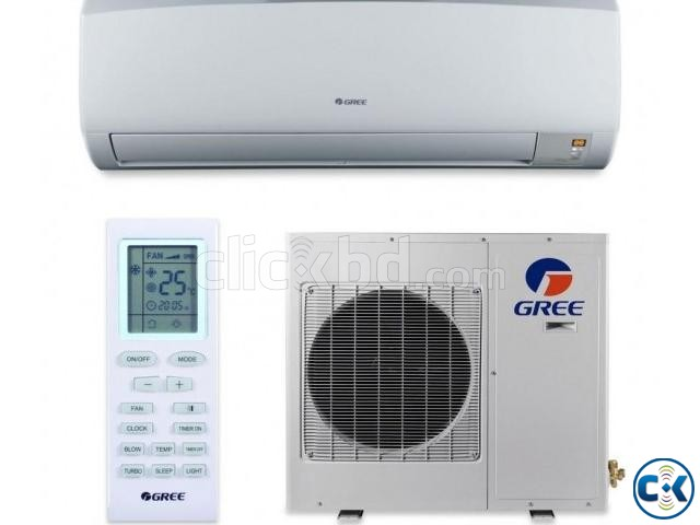 GREE 1 Ton GS12CT Split Air Conditioner | ClickBD large image 1