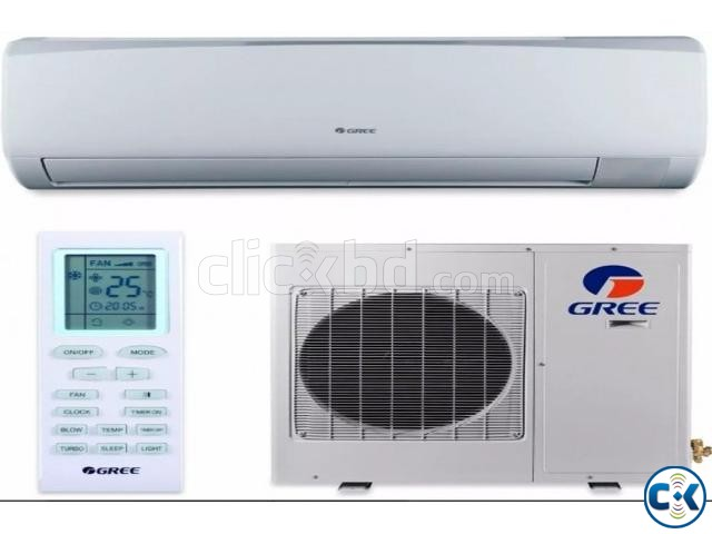 GREE 1 Ton GS12CT Split Air Conditioner | ClickBD large image 2