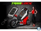 Tasslock Sensor A Military Grade Motorbike Security