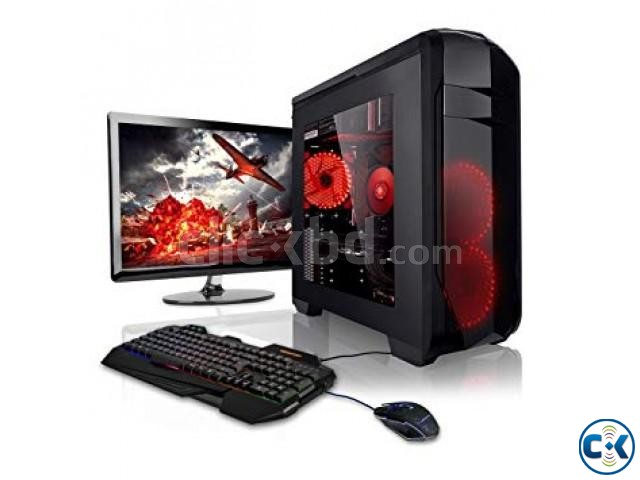 Gaming Core i5 500GB 4GB With 20 LED | ClickBD large image 0
