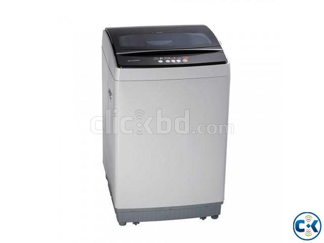 Sharp Full Auto Washing Machine ES-X805 | ClickBD large image 0