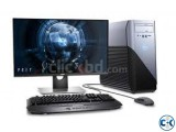Hdd160GB-Ram2GB CORE2DUO 17 LED Monitor