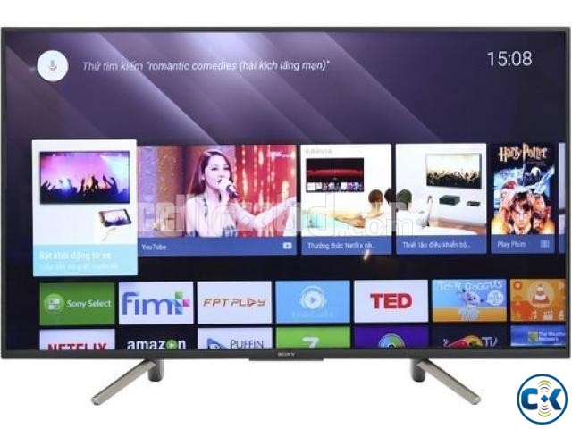 Sony Bravia 49 W800F Android FHD HDR tv 2018 | ClickBD