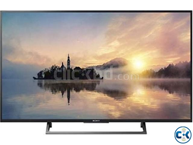 43 SONY BRAVIA X7500E 4K ANDROID TV | ClickBD large image 2