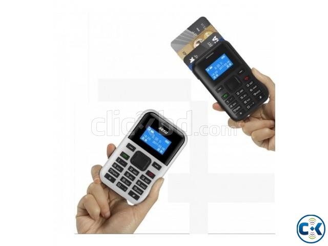 C8 Card Phone | ClickBD large image 0