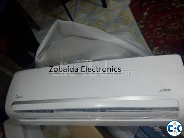 Midea Hot Cool 2.0 Ton Inverter AC Energy Saving | ClickBD
