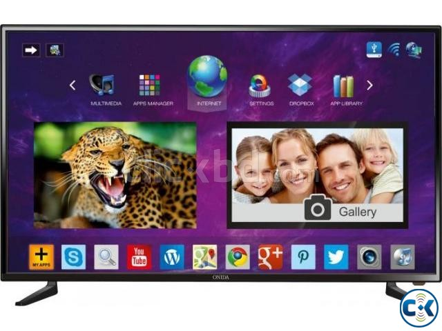 65 VEZIO ANDROID SMART FULL HD LED TV | ClickBD large image 1