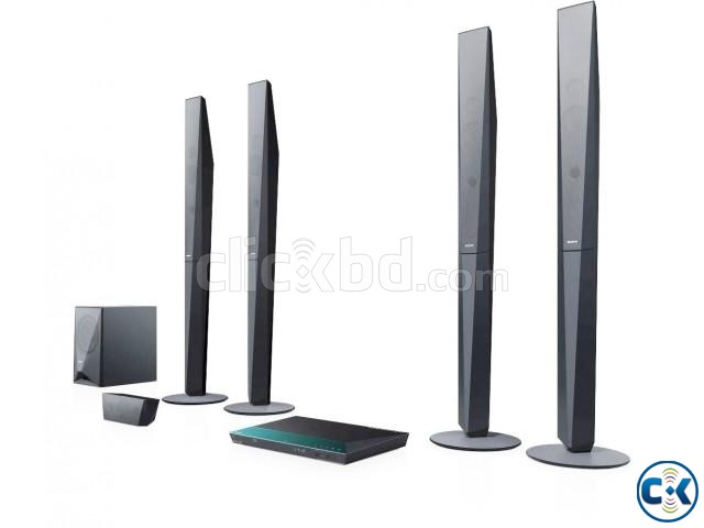 BDV-E6100 Full HD 3D Home Theater 1000W | ClickBD large image 1