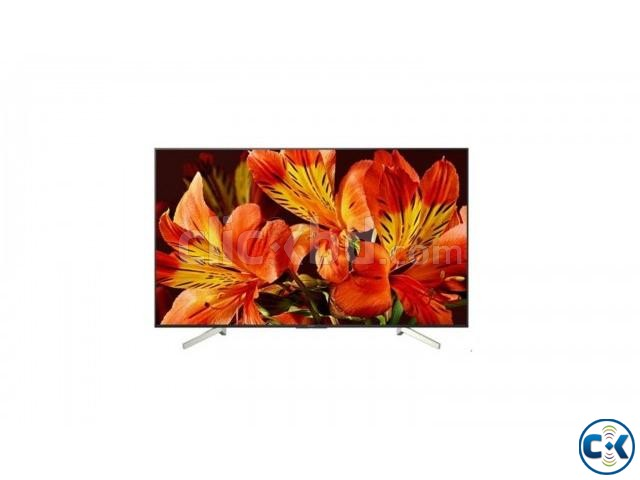 Sony 85X8500F 4K UHD HDR Smart Television 85 inch | ClickBD large image 1