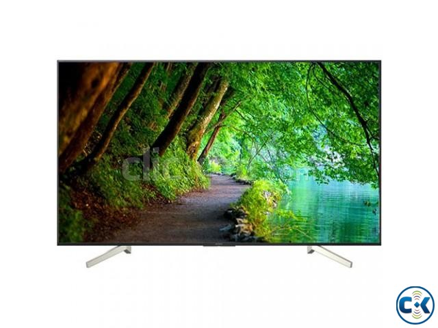 Sony 85X8500F 4K UHD HDR Smart Television 85 inch | ClickBD large image 2