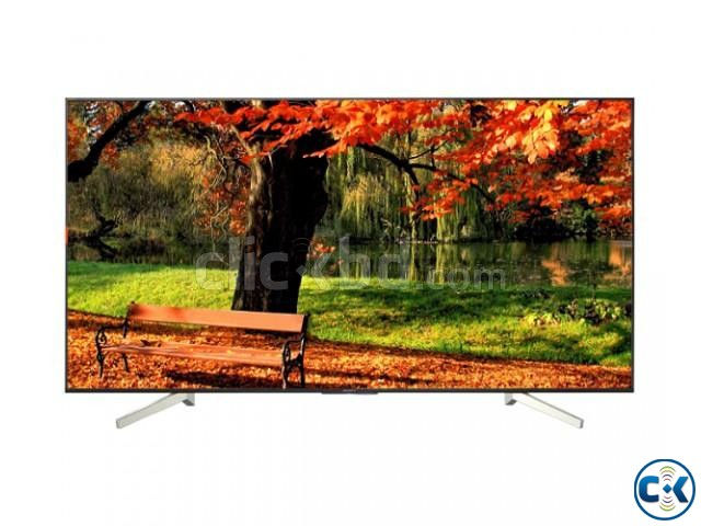 Sony 85X8500F 4K UHD HDR Smart Television 85 inch | ClickBD large image 4