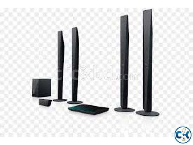 BDV E6100 BLUETOOTH HOME THEATER | ClickBD large image 0