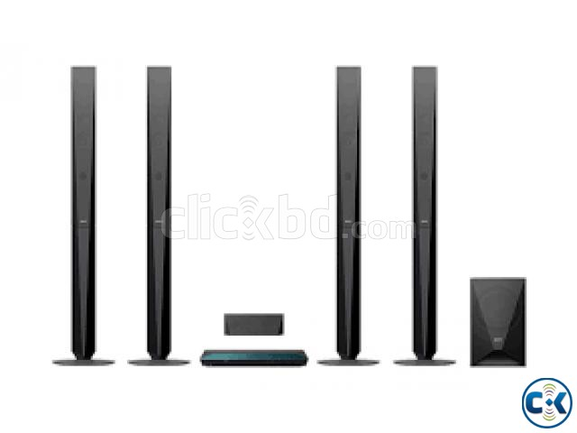BDV E6100 BLUETOOTH HOME THEATER | ClickBD large image 1
