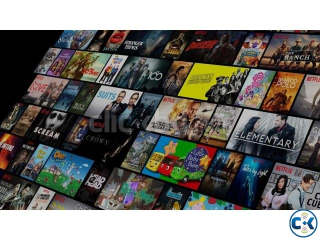Get a Netflix Premium 12-month plan Only TK 3000 Yr. | ClickBD large image 0