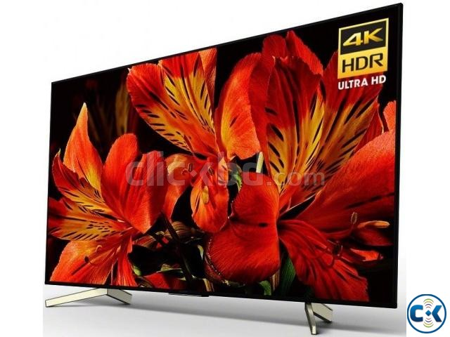 Sony bravia X8000E smart television has 55 flat screen | ClickBD large image 1