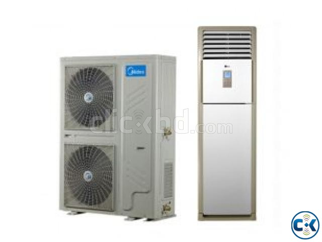 Midea 5 Ton AC Floor Stand 60000 BTU Air Conditioner | ClickBD large image 0