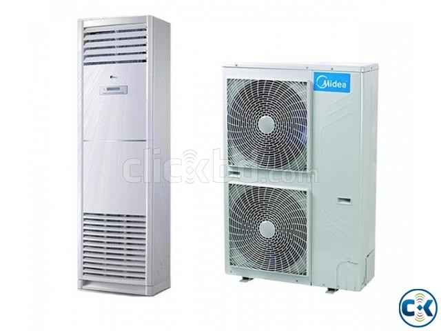 Midea 5 Ton AC Floor Stand 60000 BTU Air Conditioner | ClickBD large image 1
