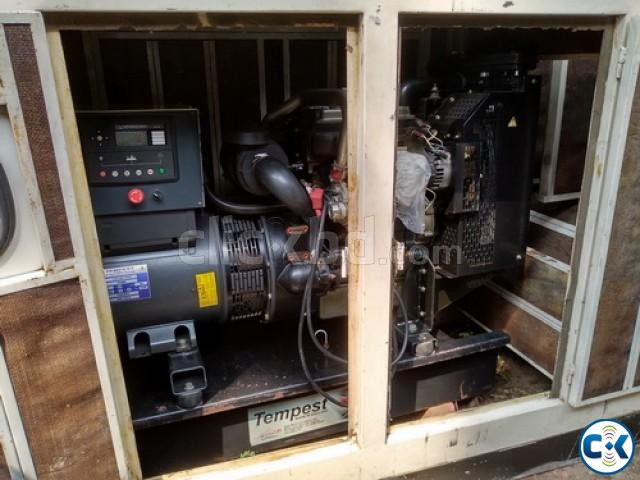 Perkins 60 KVA with Canopy Diesel Generator Set | ClickBD large image 0