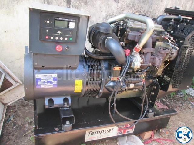 Perkins 60 KVA with Canopy Diesel Generator Set | ClickBD large image 1