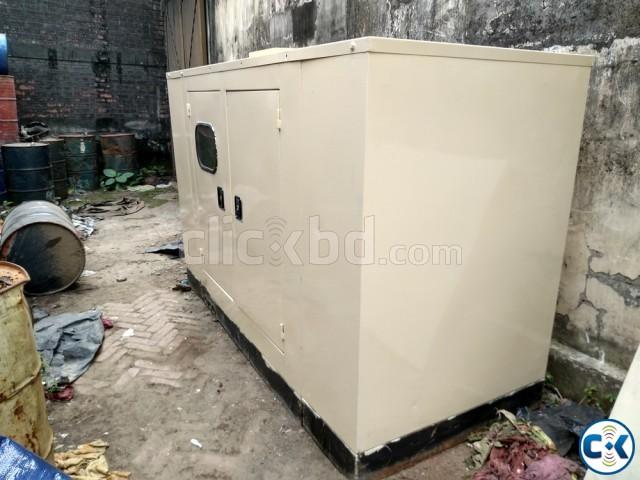 Perkins 60 KVA with Canopy Diesel Generator Set | ClickBD large image 2