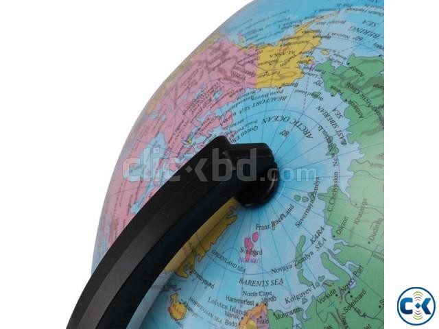 Desktop World PVC Globe Kids Educational Learning 12inch | ClickBD large image 2