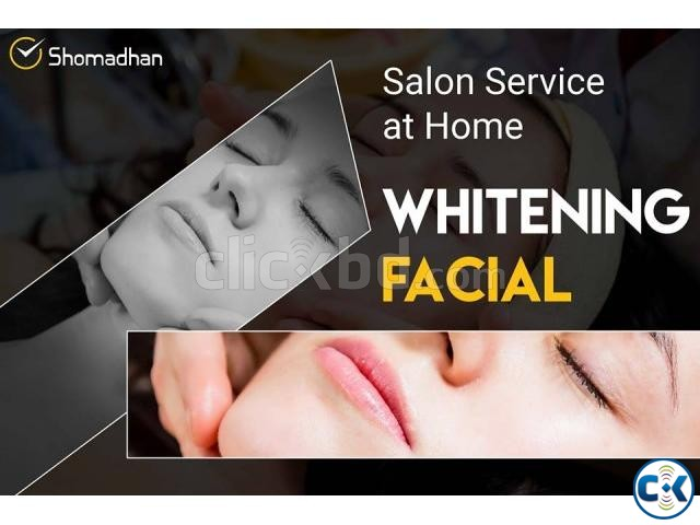 Beauty Services at Home Shomadhan | ClickBD large image 0