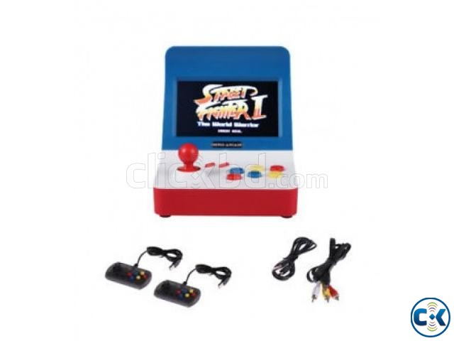 Retro Arcade Portable Game Player 2 USB Joystick | ClickBD large image 0