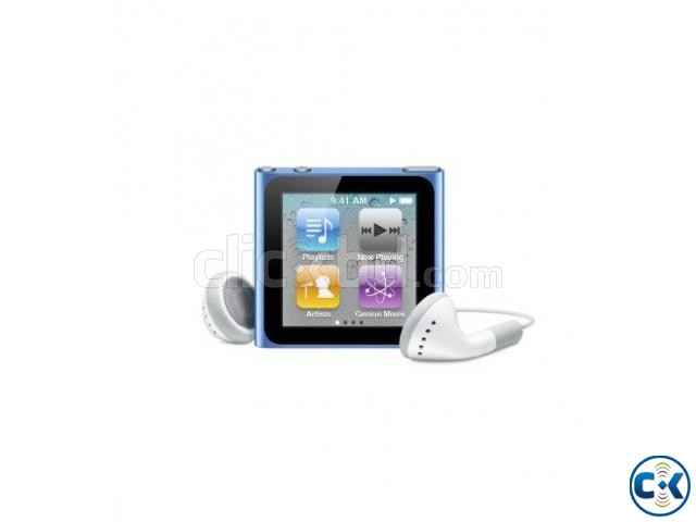 X01 Full Touch Mp4 Player 8GB FM | ClickBD large image 0