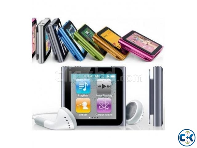 X01 Full Touch Mp4 Player 8GB FM | ClickBD large image 1