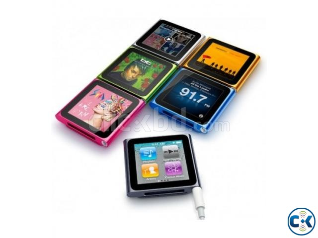 X01 Full Touch Mp4 Player 8GB FM | ClickBD large image 2