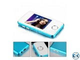 JS02 Full Touch Display MP4 Player 16GB FM