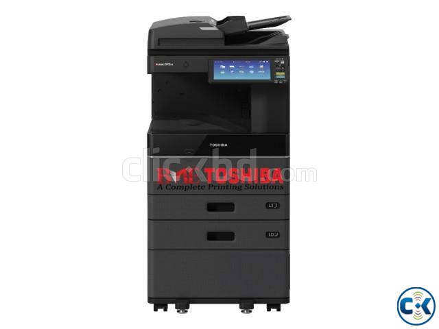 Toshiba e-Studio 5018A A3 Black and White Photostat Machine | ClickBD large image 0