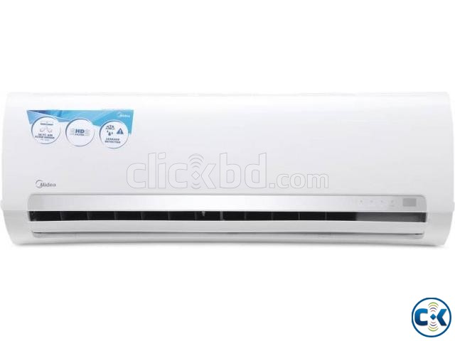 Fastest energy savings Midea 1.5 ton split Ac | ClickBD large image 0