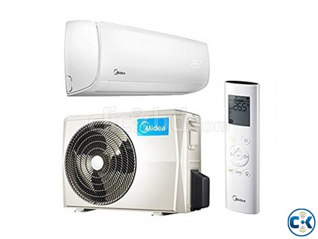 Strong Cooling Midea ac price 2 ton new original | ClickBD large image 2