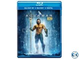 Aquaman 3D Blu-ray New