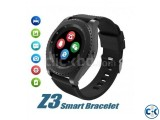 Z3 Smart Watch Sim Supported And Bluetooth Dial