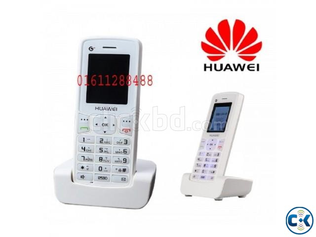 Huawei F561 SIM supported Cordless Phone in BD | ClickBD large image 0