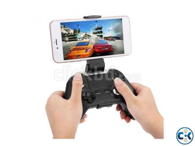 ipega PG - 9069 Bluetooth Gamepad with Touch Pad | ClickBD large image 0