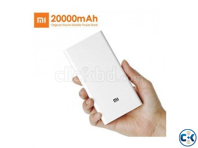 Mi 20000mAh Power Bank in BD 2c Quick Charge 3.0 | ClickBD large image 0