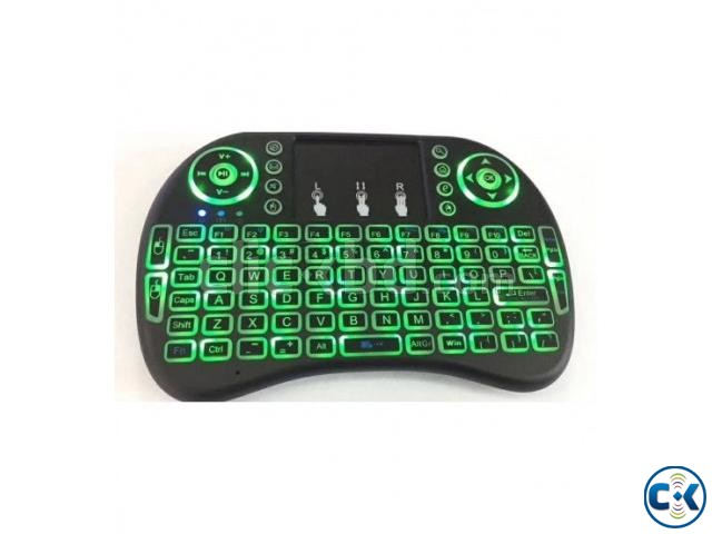 Mini Bluetooth Keyboard in BD Touch Mouse Pad | ClickBD large image 0